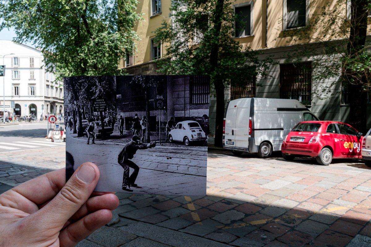 14 maggio 1977 via De Amicis scontro armato giuseppe memeo