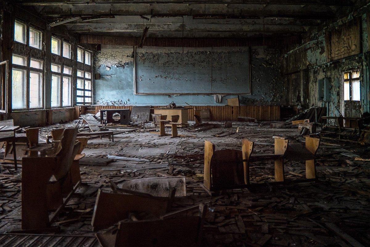 Pripyat-Černobyl'