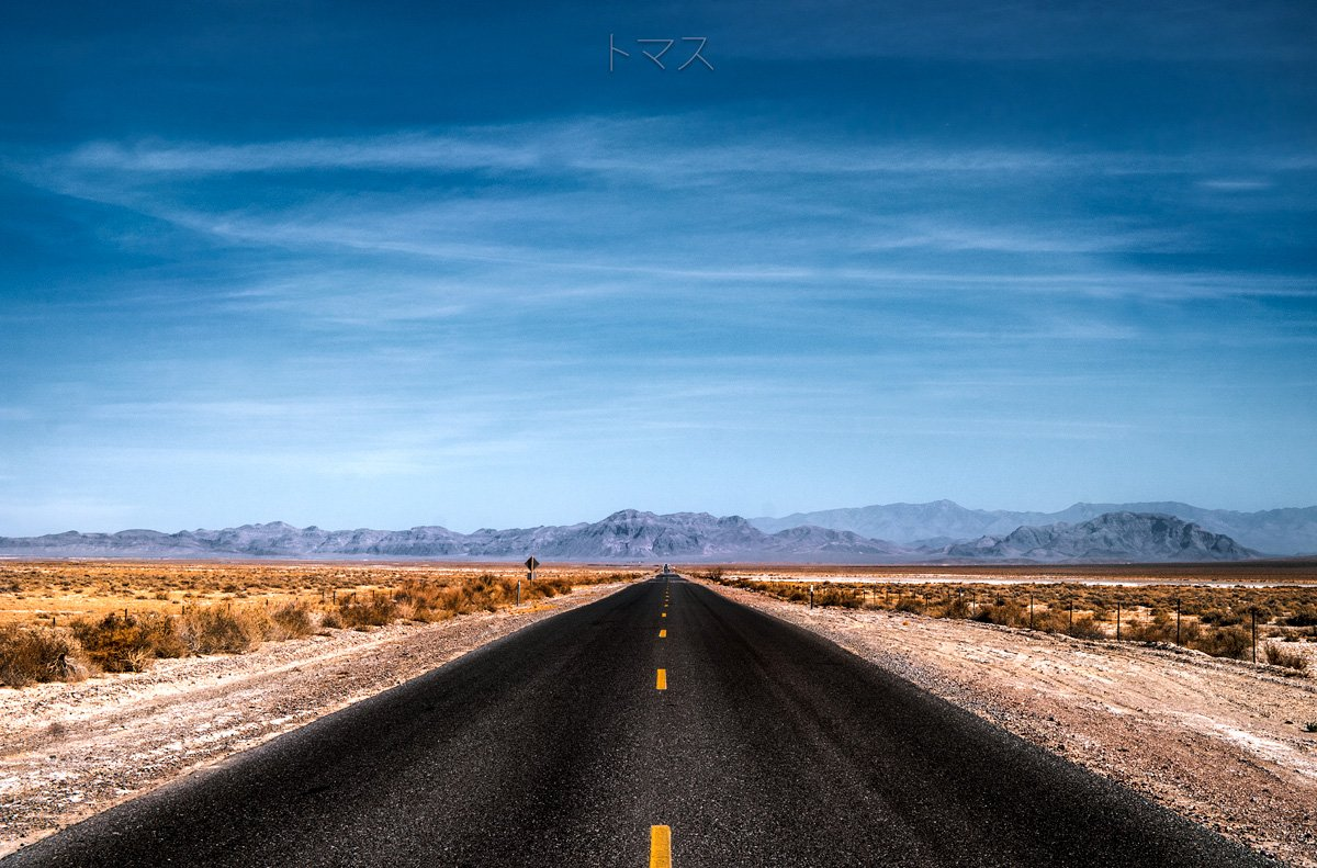 classic american road