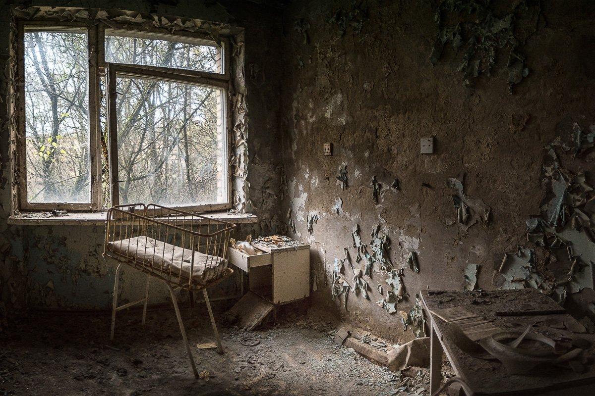 Pezzi di una città in pezzi | Pripyat-Černobyl'