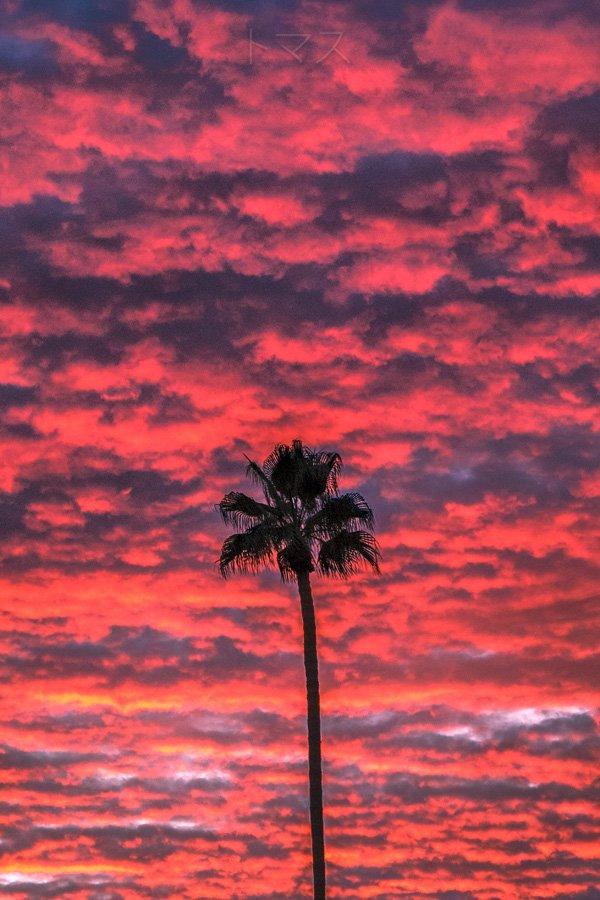 Der himmer uber Los Angeles