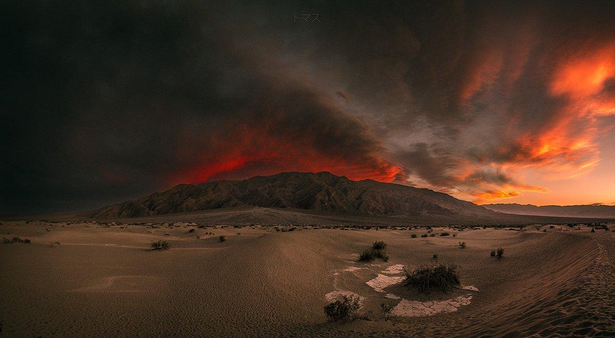 Inferno in Death valley
