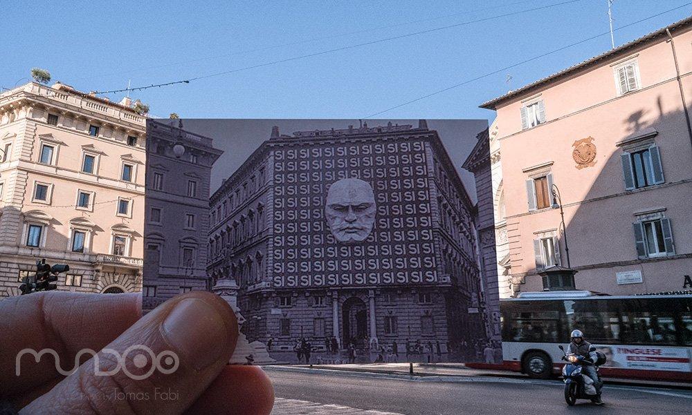 Palazzo Braschi 1930