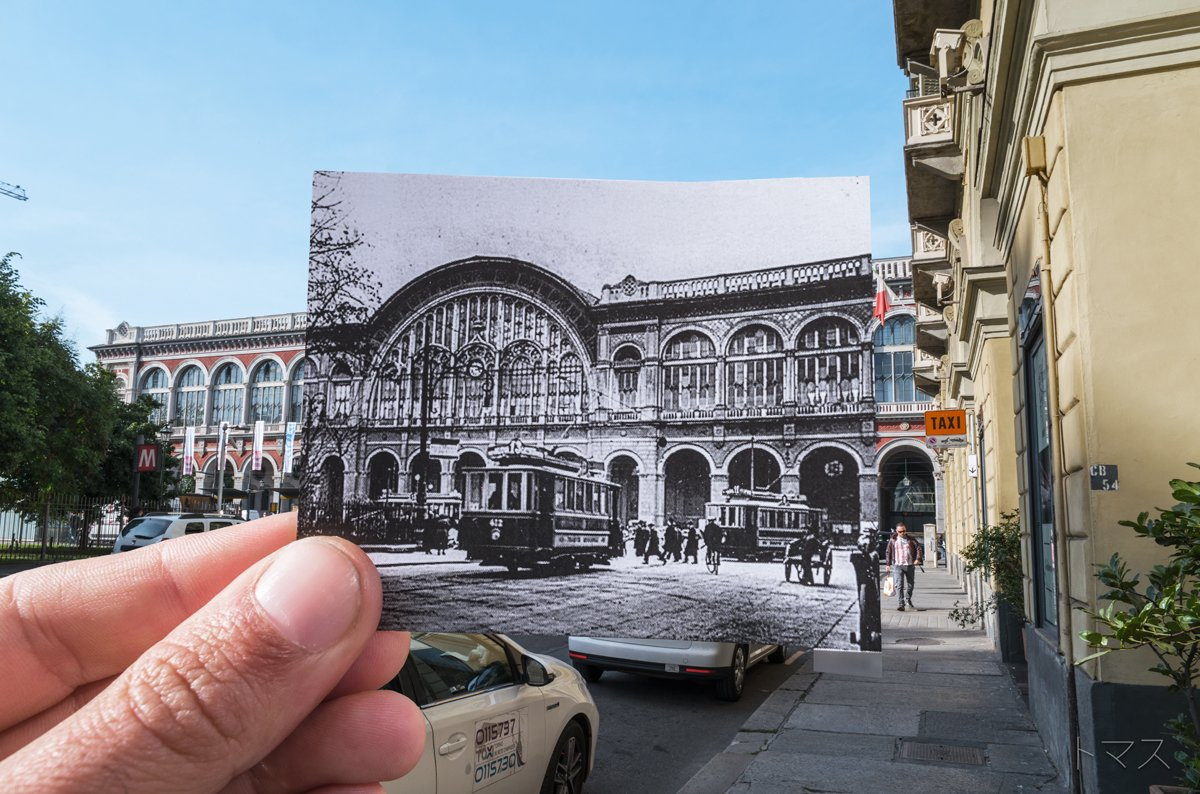 Mundoo Mi piace questa Pagina · 26 maggio 2017 ·   Stazione Porta Nuova, Torino primi del '900